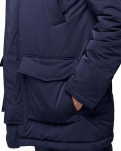 Куртка NORD navy карман