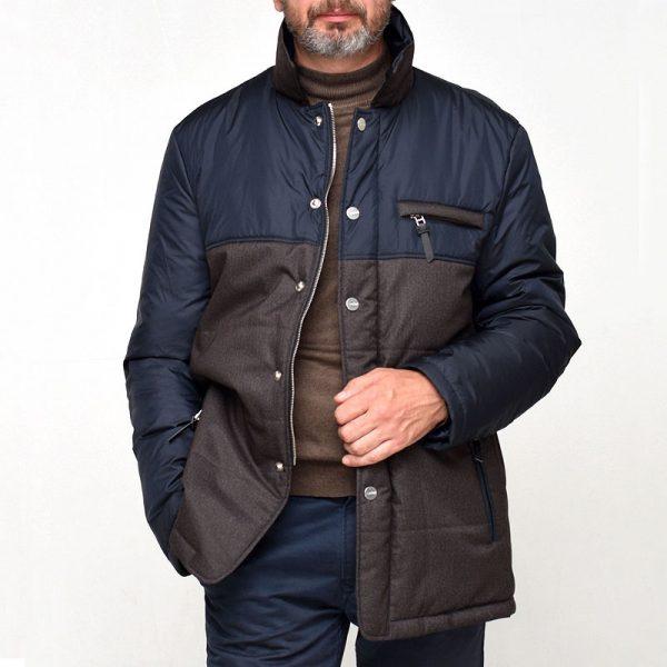Куртка DUBLIN-2 c коричневой мембраной