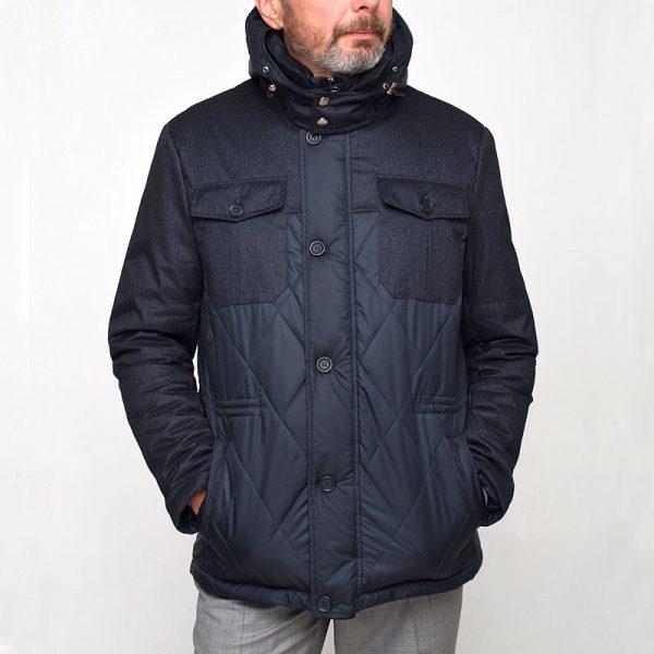 Куртка зимняя с капюшоном SAGO