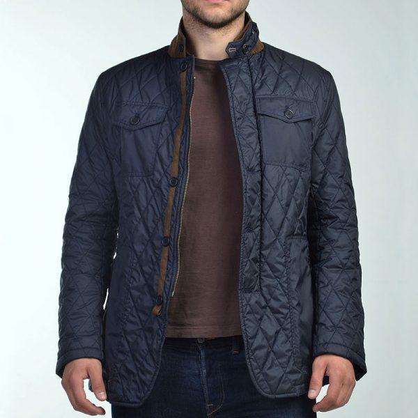 Стёганая куртка-пиджак STIX