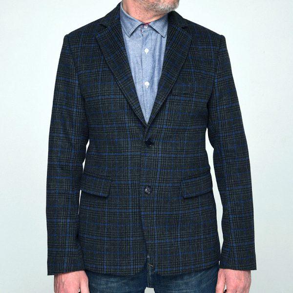 Пиджак шерстяной BOSTON