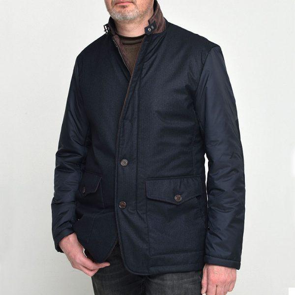 Куртка-пиджак комбинированная COLT