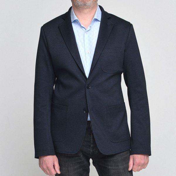 Пиджак трикотажный SOFT PRINT