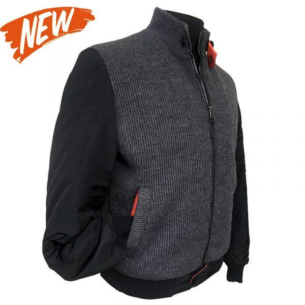 Куртка из трикотажа CAMBER