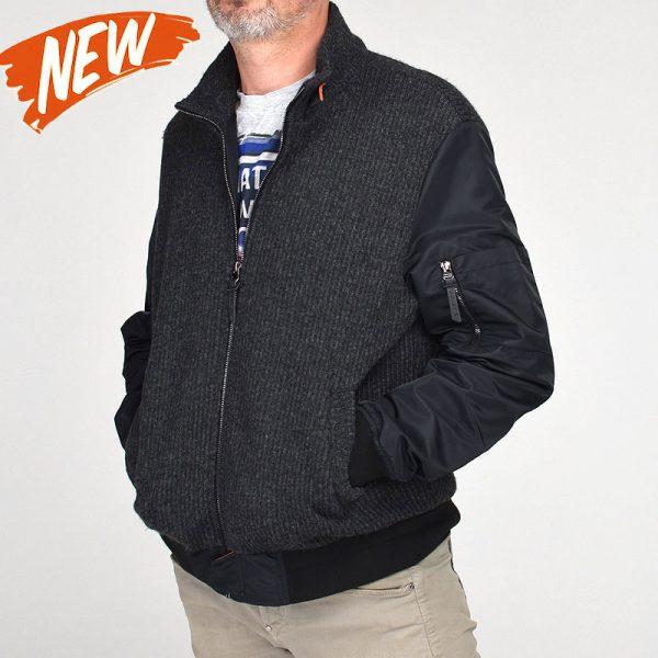 Куртка из трикотажа KAMBER