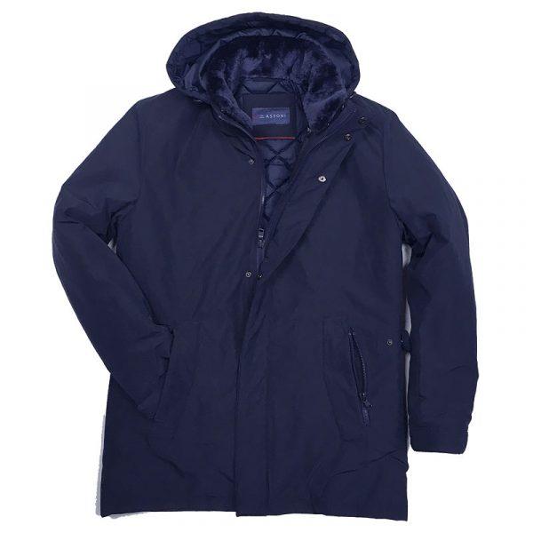 Зимняя куртка OPTIMA синяя