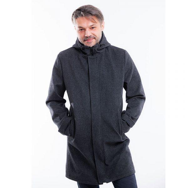 Пальто утепленное TWIN — «три в одном»