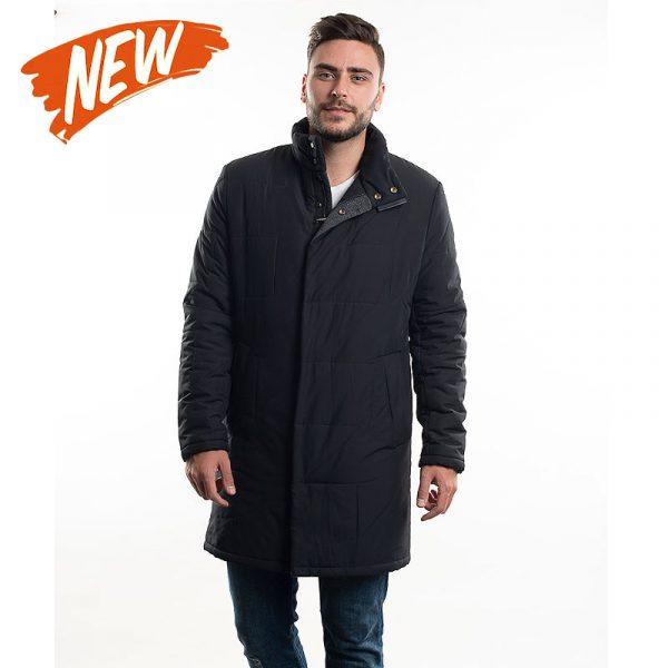 стеганое пальто MARLON